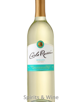 Carlo Rossi Sweet White Moscato 0.75L 9.5%