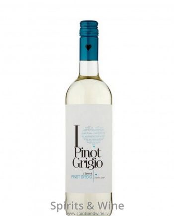 I Heart Pinot Grigio 0.75L 12.5%
