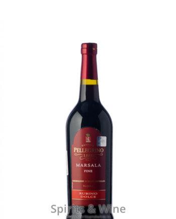 Marsala Pellegrino Fine Rubino Dolce 0.75L 17%