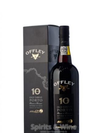 Offley 10YO Tawny 0.75L 20%