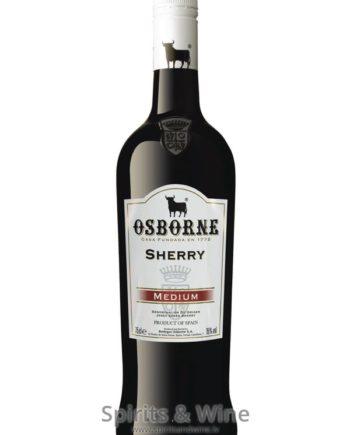 Osborne Medium Dry 0.75L 15%