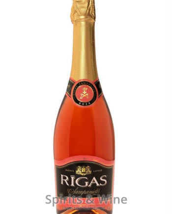 Rigas Šampanietis Roza 0.75L