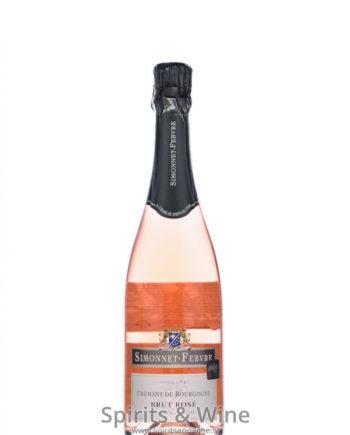 Simonnet Febvre Cremant Bourgogne Rose Brut 0.75L