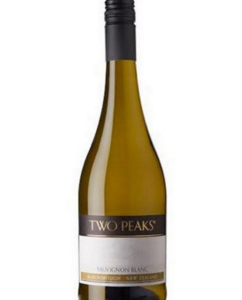 Two Peaks Marlborough Sauvignon Blanc 0.75L 13%